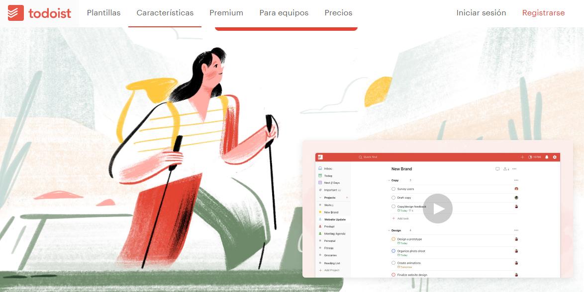 Todoist: extensión para Gmail