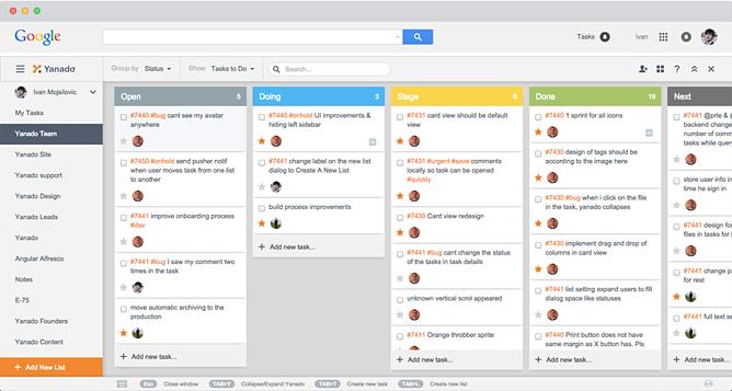 Yanado: extensión para Gmail
