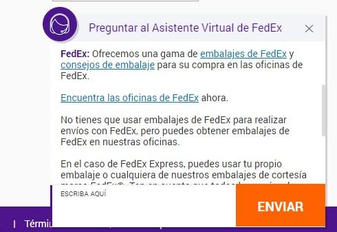 Chatbot como herramienta de autoservicio al cliente en FedEx