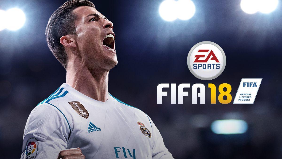 Estrategia de lanzamiento, campaña de FIFA 2018