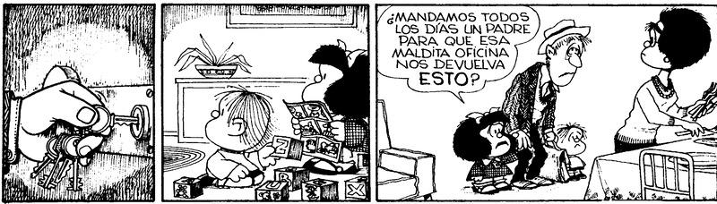 La importancia del equilibrio profesional y personal en la gestión empresarial, según Mafalda