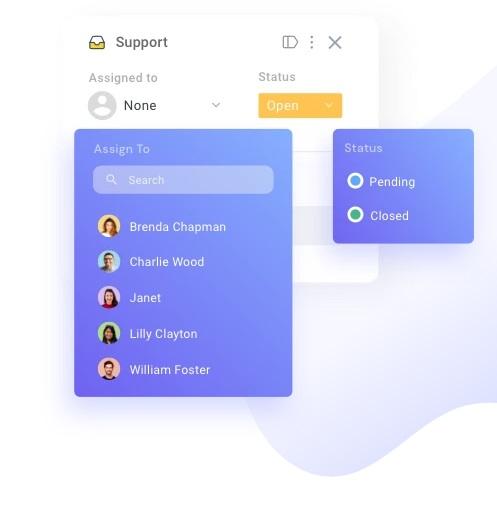 ejemplos de herramientas para compartir bandeja de entrada