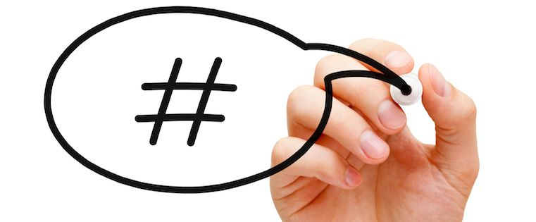 Cómo usar hashtags en Twitter, Facebook e Instagram