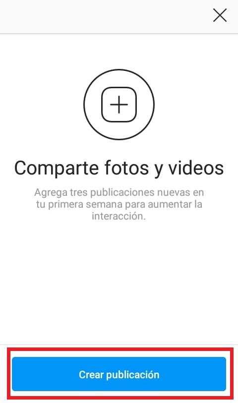 Haz tus primeras publicaciones en Instagram para empresas