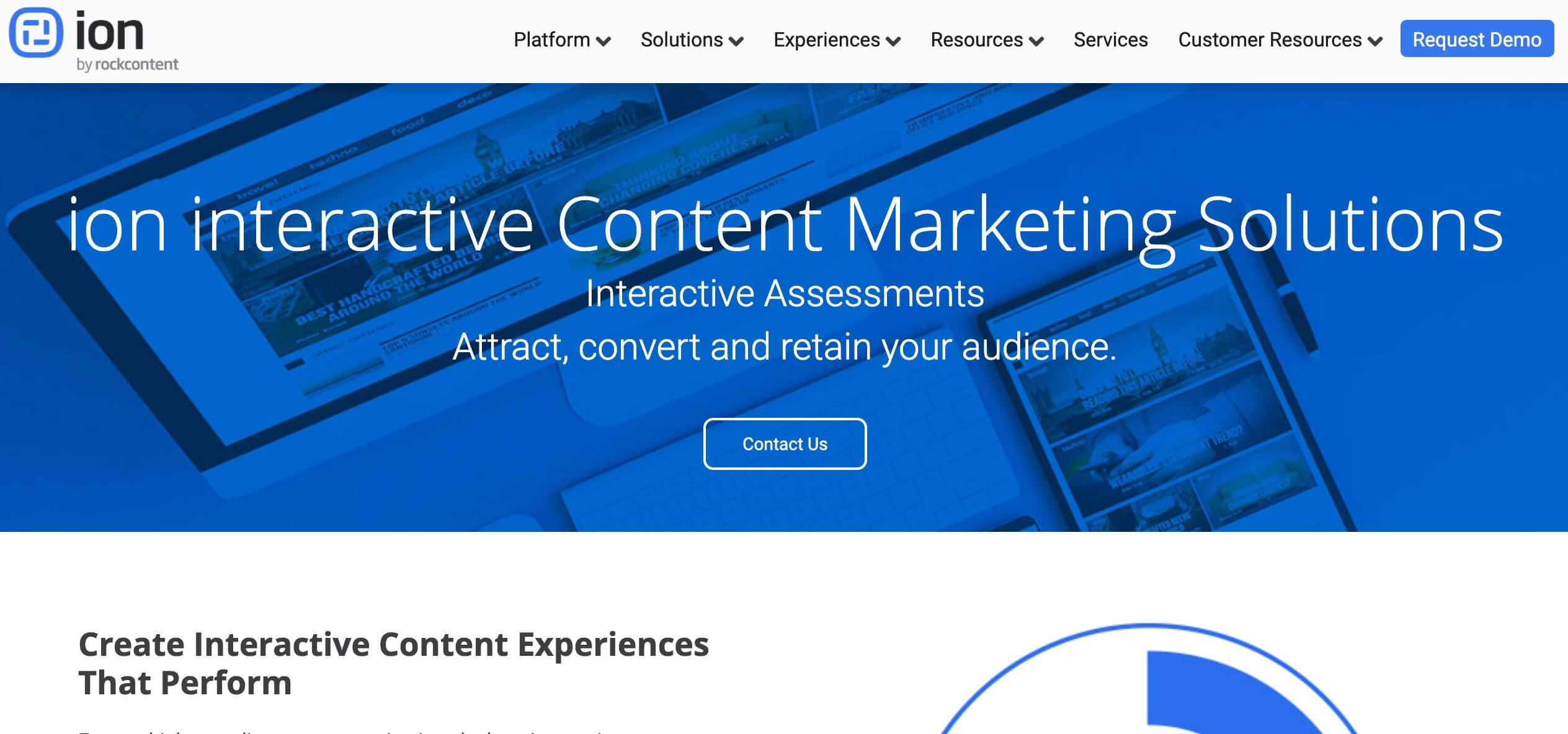 Herramienta para publicidad digital: ion interactive para la creación de contenido interactivo