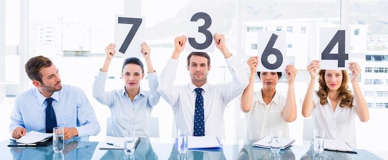 Cómo calcular una calificación para tus oportunidades de venta a través de datos reales