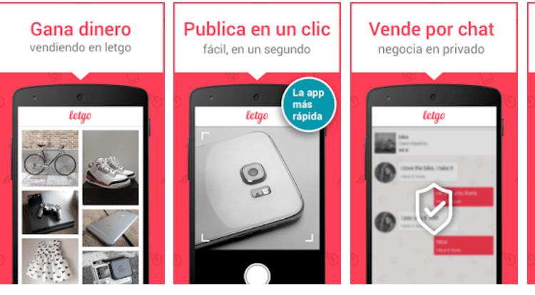 Letgo, empresa unicornio española para venta de segunda mano