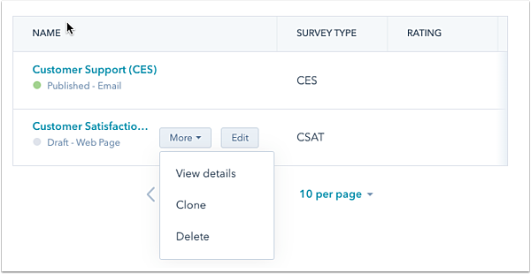 Cómo hacer una encuesta NPS con HubSpot