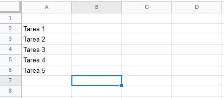 Cómo hacer una matriz RACI en Excel: indica las tareas a realizar