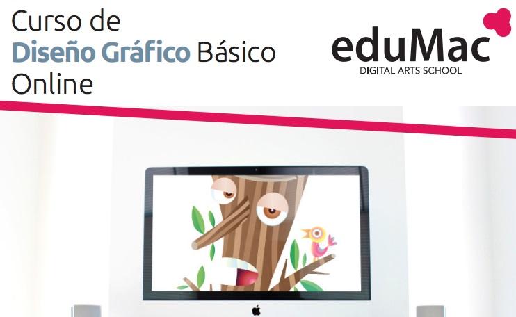 Los mejores cursos de diseño gráfico: Edumac