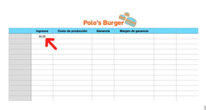 Cómo calcular la utilidad neta en Excel