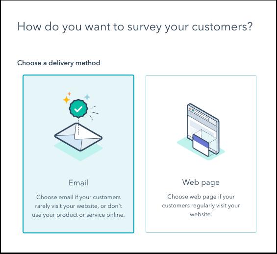 Envío de encuestas NPS con HubSpot