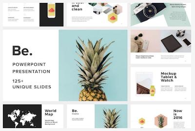 Ejemplos de diseños de diapositivas de PowerPoint
