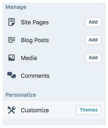 Cómo crear sitio web en WordPress: elige un tema