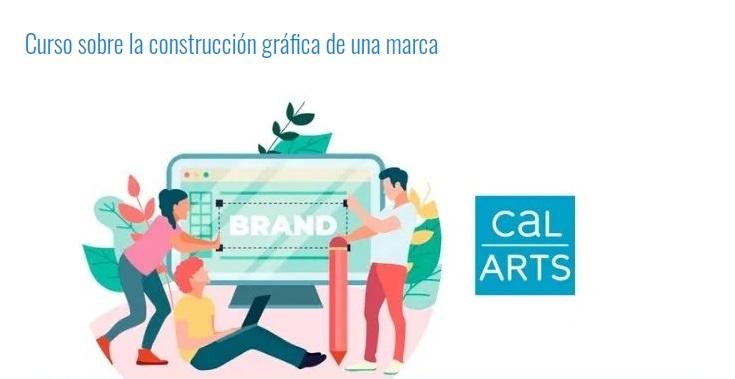 Curso de diseño gráfico de construcción de marca