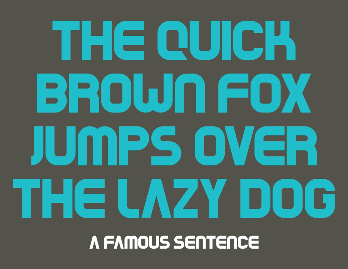 Tipografía moderna gratis para logos: Beaver