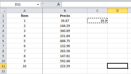 Atajo de Excel: cómo inmovilizar filas o columnas