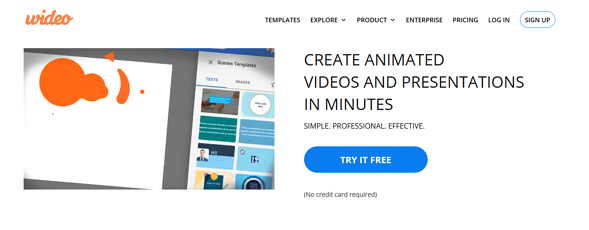 Programas de marketing de contenidos: Wideo