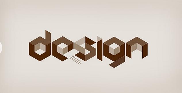 Tipografía creativa para logos: Cubic