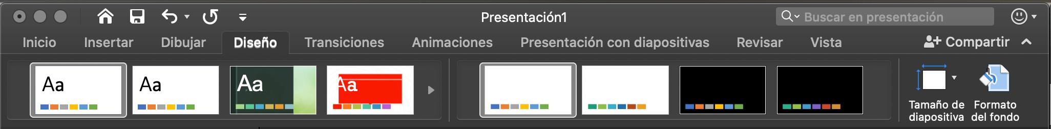 Editar plantillas en PowerPoint