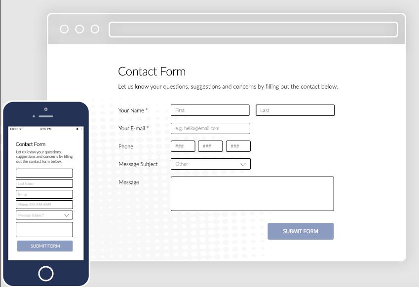 Mejores plugins para formulario de WordPress: CaptainForm