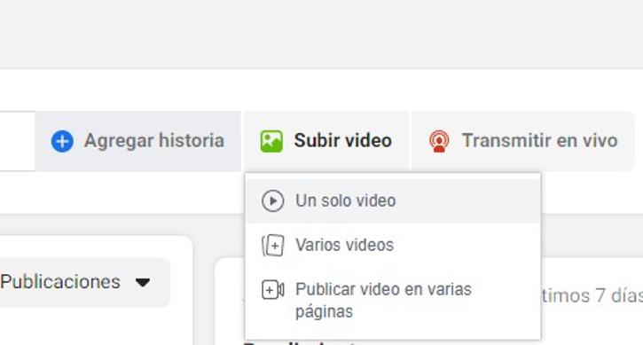 Cómo programar contenido en Facebook: elige la opción pertinente para subir tu video