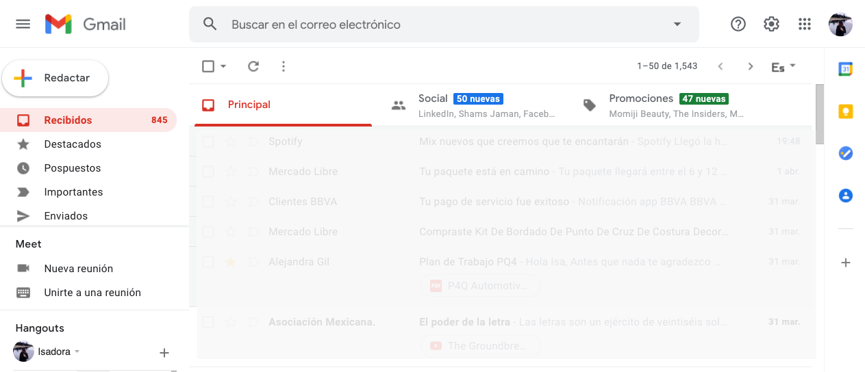 Cómo saber si han leído tu correo: Gmail, accede a tu cuenta