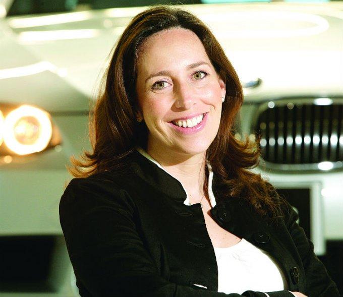 CEO BMW México, María Eugenia Escobedo