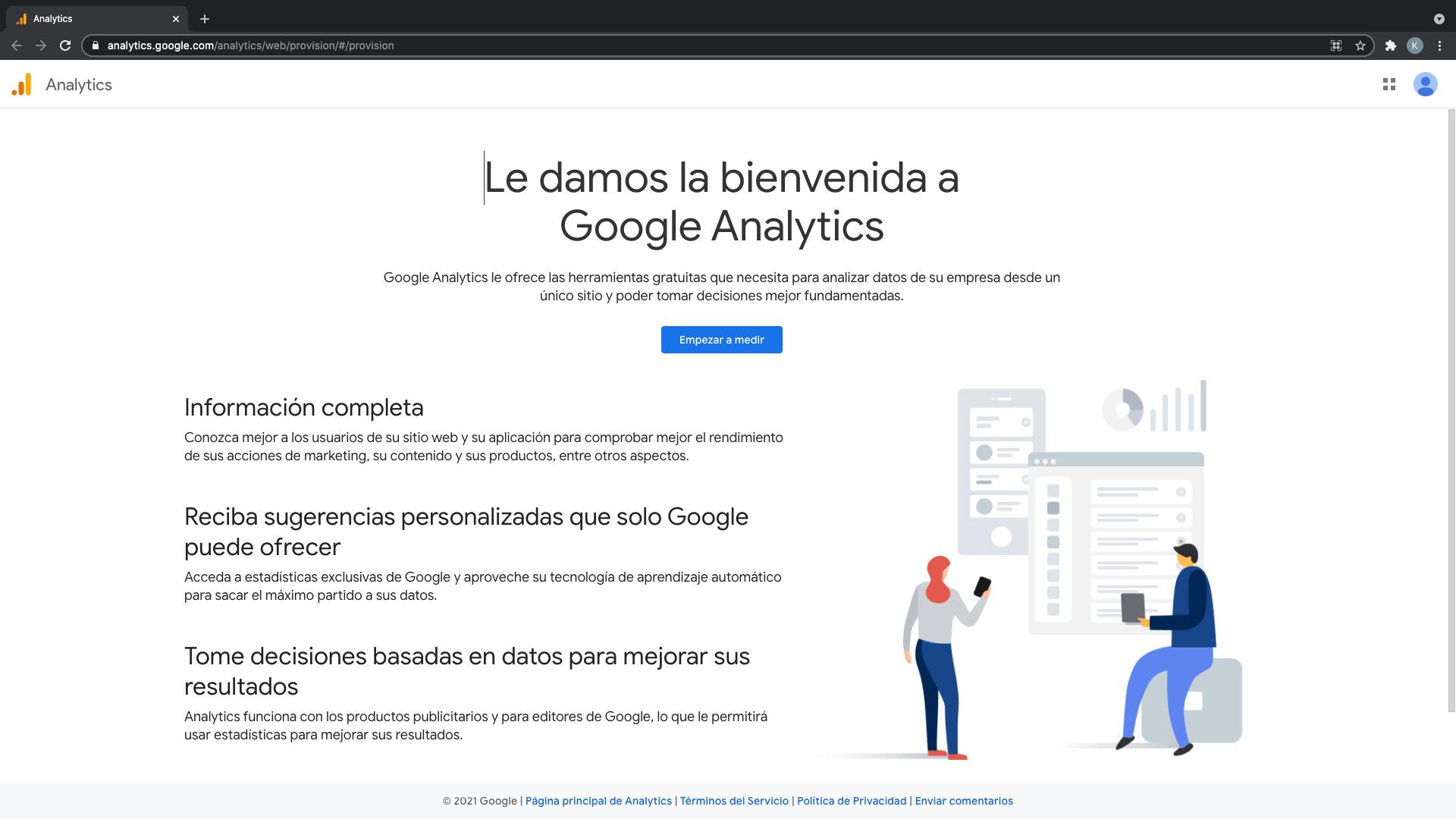 Google Analytics, herramienta administrativa indispensable para el marketing