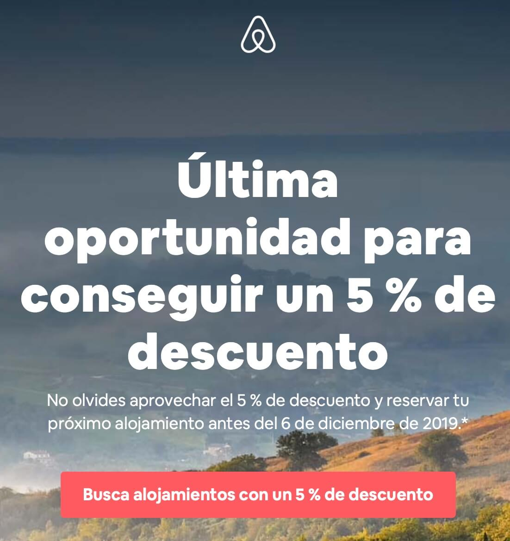 Ejemplo de plan de medios digitales: Airbnb