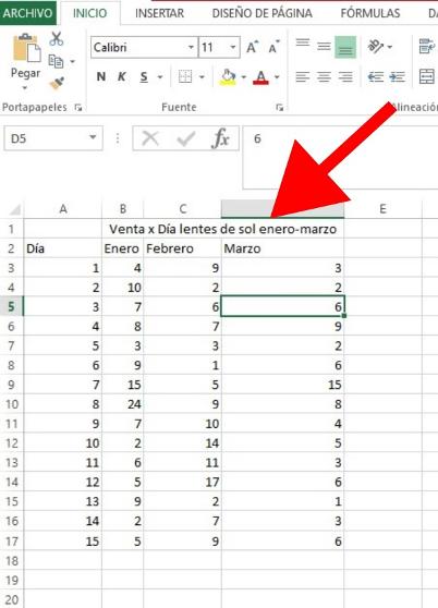 Cómo realizar un análisis de datos en Excel: vacía los datos de tu empresa