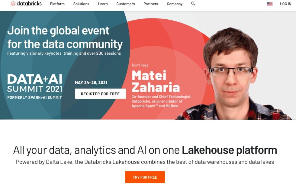 Herramienta para análisis predictivo: DataBricks