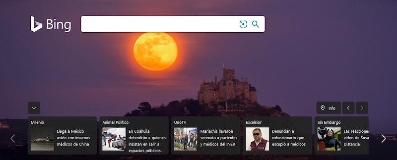 Buscadores de internet, Bing
