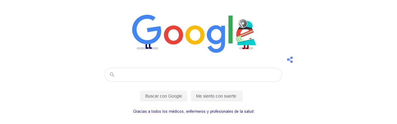 Buscadores de internet, Google
