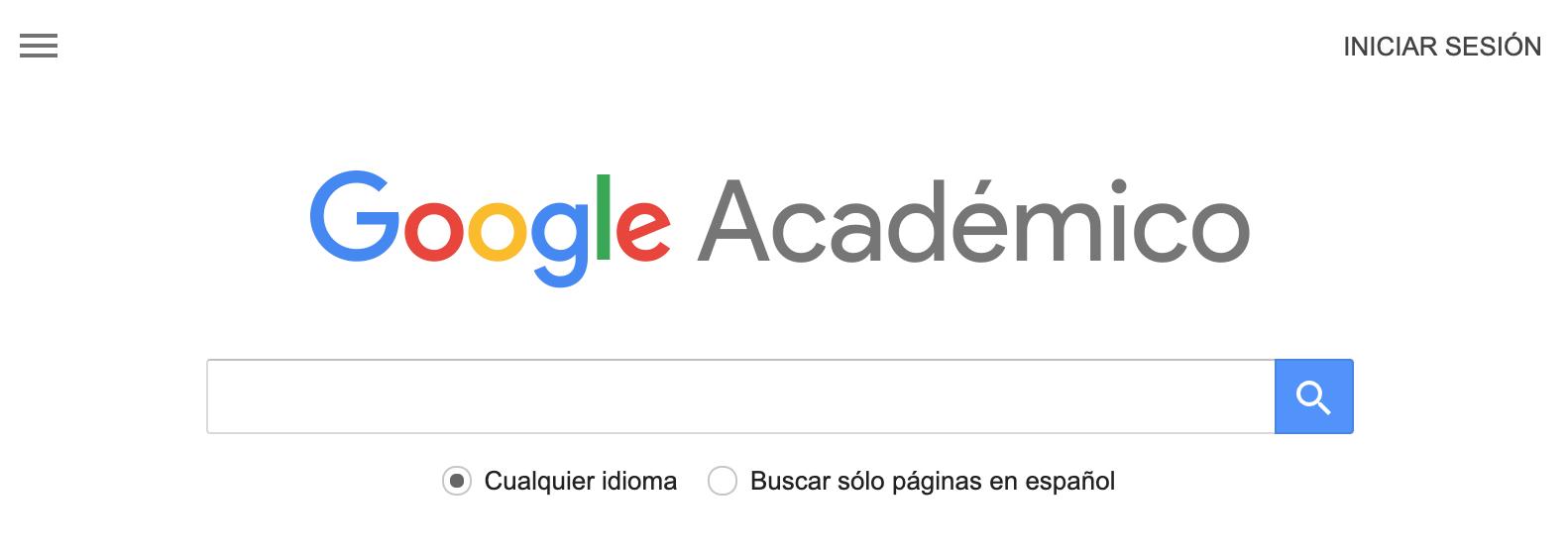 Buscadores de internet más utilizados, Google Académico