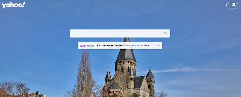 Buscadores de internet, Yahoo!