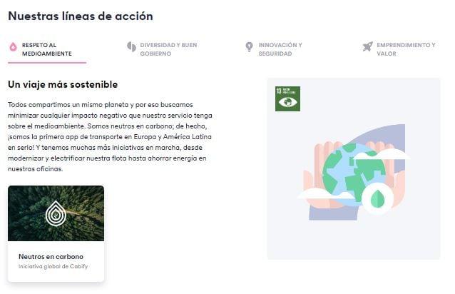 Cabify, ejemplo de estrategia de marketing digital