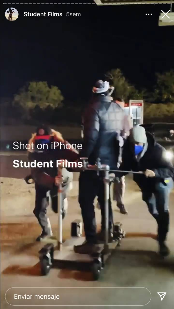 Campañas en Instagram creadas con contenido de usuarios: Apple y su serie «Student Films»