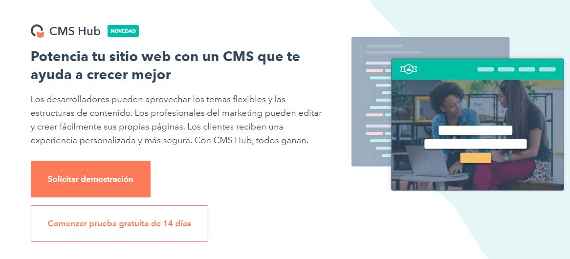 Herramientas para blog: CMS Hub