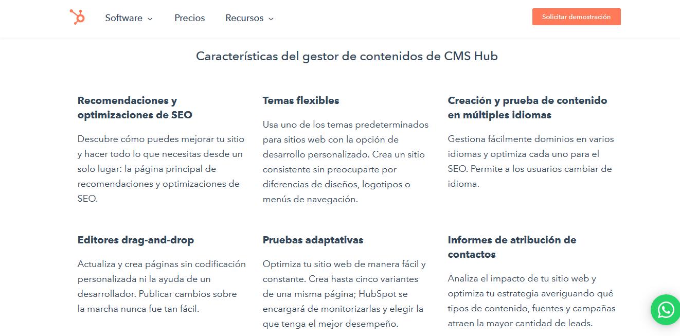 Herramientas para un content manager: CMS Hub