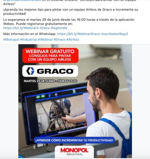 Ejemplo de co-marketing: Graco