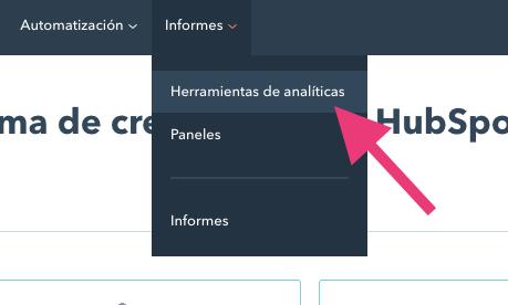 Cómo crear código UTM con HubSpot: herramientas de analíticas