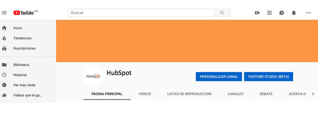 Cómo hacer un directo en YouTube: cuenta