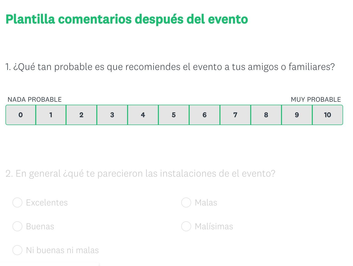 SurveyMonkey, herramienta y plantillas para hacer encuestas