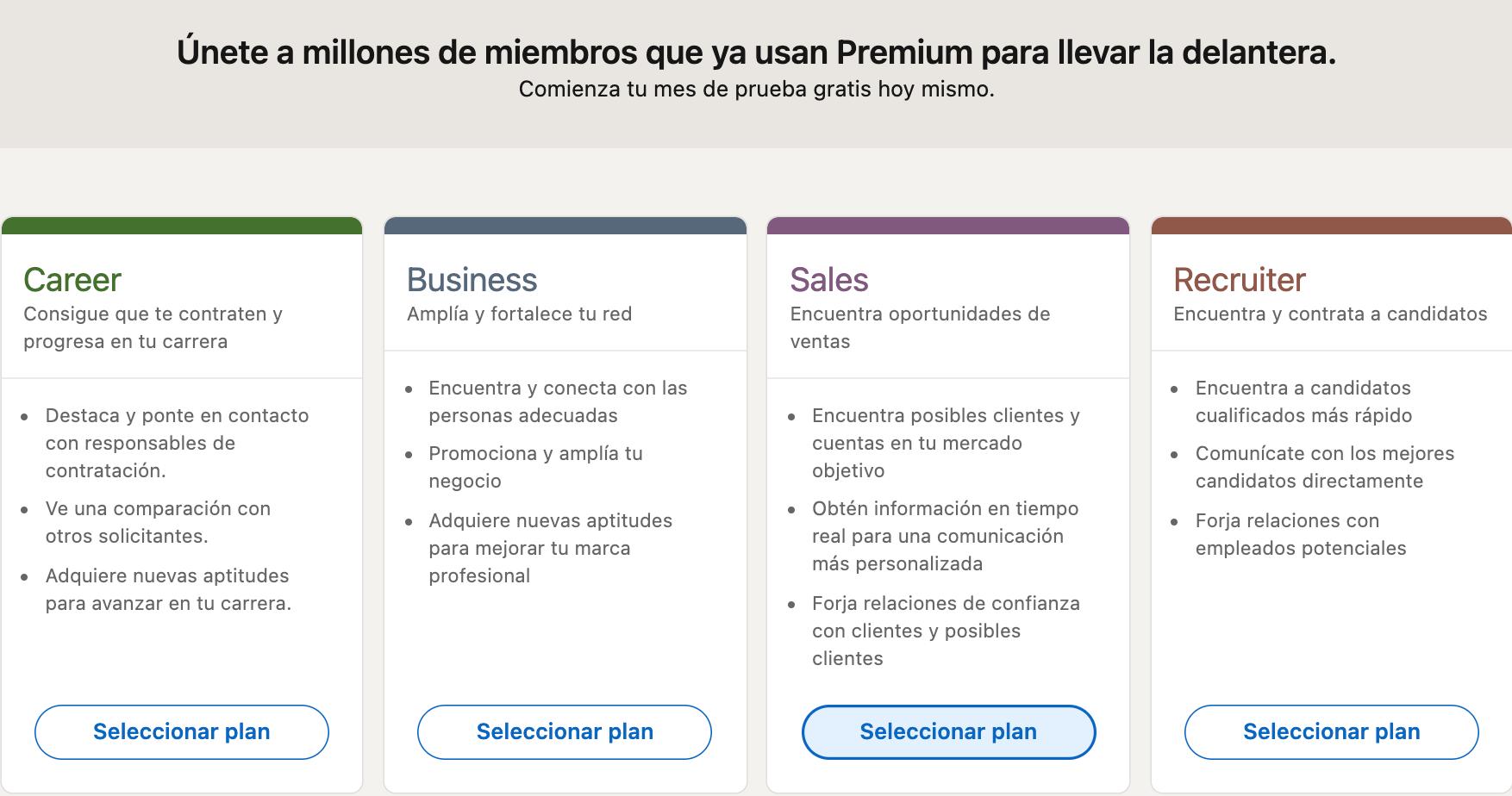 Cómo crear un perfil de empresa en LinkedIn: acceder