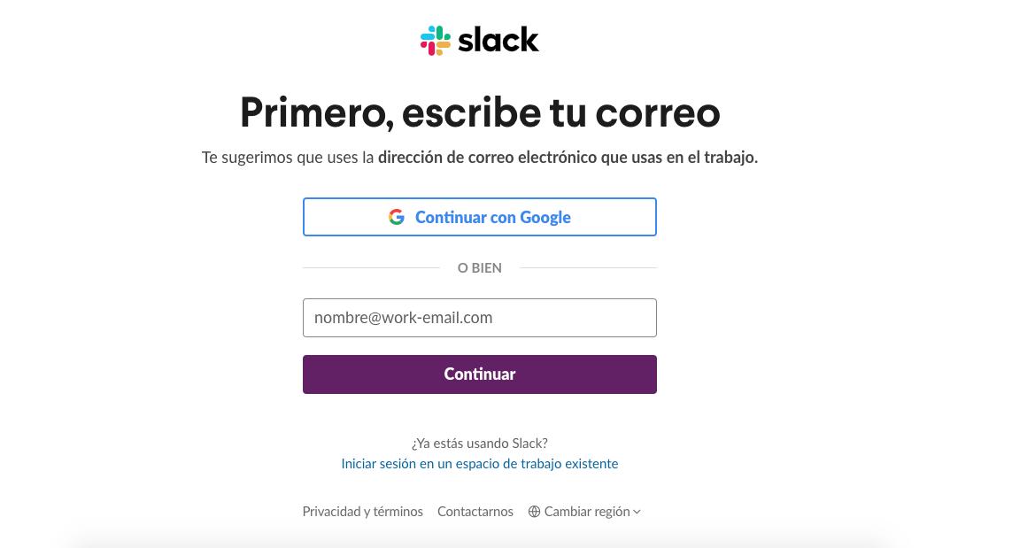 Cómo usar Slack: primeros pasos