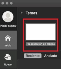 Cómo usar PowerPoint: hacer una presentación nueva