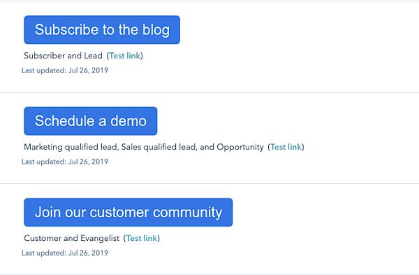 CTA inteligente para email marketing con HubSpot