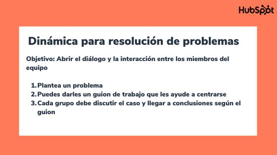 Actividades de integración: resolución de problemas