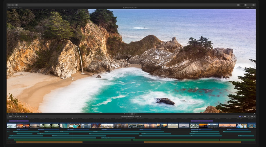 Editor de video para YouTube: Final Cut Pro X